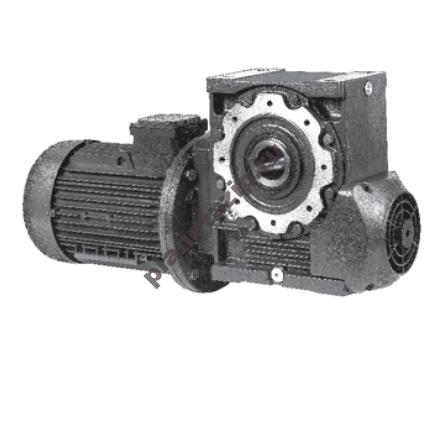 Мотор-редуктор Rossi  MR V 160 -132 M 6 4 квт 14 об/мин на выходном валу