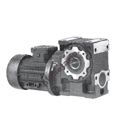 Мотор-редуктор Rossi  MR V 81 -100 LB 4 3 квт 140 об/мин на выходном валу