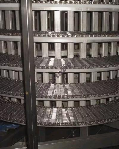 spiral 400x500 - Сетка спиральная на спиральный конвейер шоковой заморозки