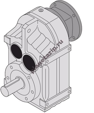 f 400x479 - Редуктор цилиндрический F107