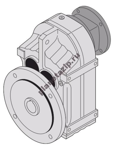 faf 400x500 - Редуктор цилиндрический FAF107