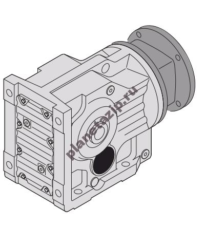 ka 400x477 - Коническо-цилиндрический редуктор KA107