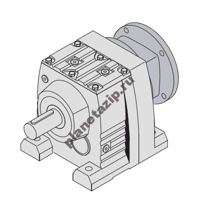 r 400x448 - Редуктор цилиндрический R107