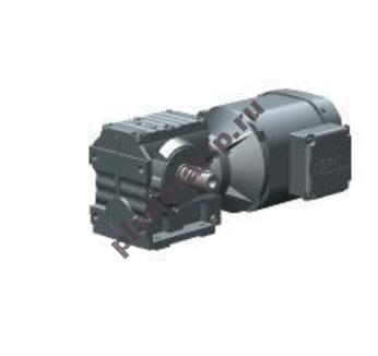 s57 - Червячный мотор-редуктор S57DRS90M4