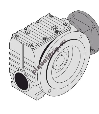 saf 400x462 - Редуктор  червячный SAF37
