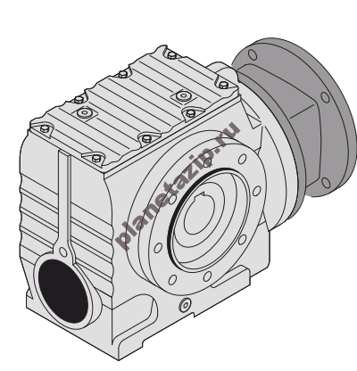 saz 400x416 - Редуктор  червячный SAZ37