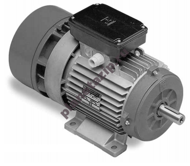 Электродвигатель с  тормозом  BA 80 A6