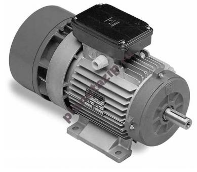 Электродвигатель с  тормозом  BA 132 MA4