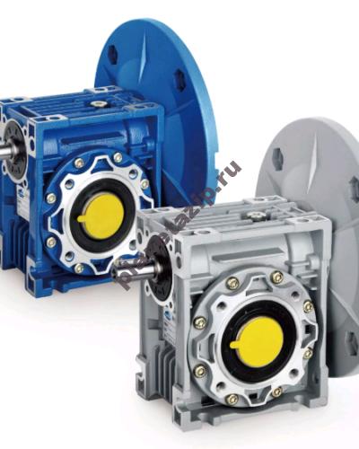 nmrv 90 30 e fa 400x500 - Редуктор NMRV090 i30-E  100B5