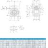 Редуктор NMRV090 i30-E  100B5 – изображение 3