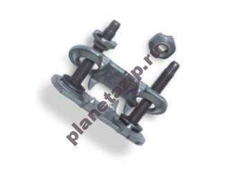 Замок  для конвейерной ленты Flexco® Bolt Solid Plate 140