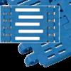 Лента модульная uni BLB 38% – изображение 2