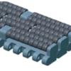 Лента модульная Movex  551 LBP – изображение 2