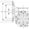 Редуктор SW 090 80B5 – изображение 3