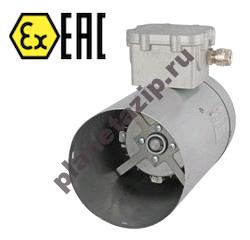 Независимая  взрывозащищенная вентиляция OD056B2H2305P4R-PNV090 для охлаждения двигателя в 90 габарите