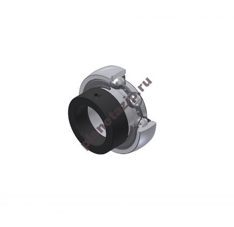 Корпусной подшипник ES202G2 с закрепительным кольцом