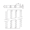 Лента модульная SERIES E20 FLAT TOP – изображение 3