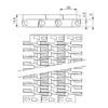 Лента модульная SERIES E20 RAISED RIB – изображение 3