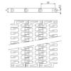 Лента модульная SERIES E30 FLUSH GRID – изображение 3