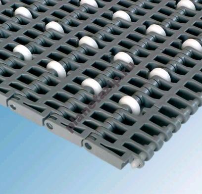 Лента модульная SERIES E30 SLIDING ROLLERS