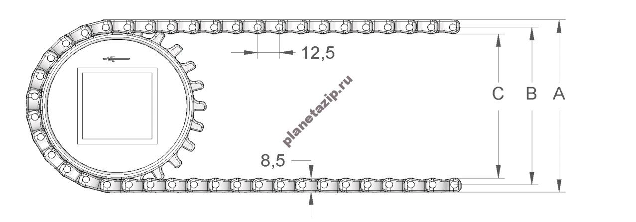 izobrazhenie 2021 04 14 203047 - Лента модульная S. 12-408