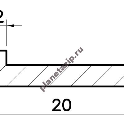 izobrazhenie 2021 04 28 205139 400x445 - Профиль скольжения L  PL000V / PL000N