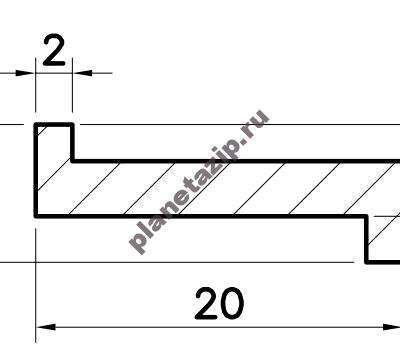 izobrazhenie 2021 04 28 210216 400x362 - Профиль скольжения Z PZ000V / PZ000N