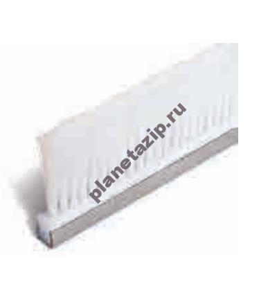 izobrazhenie 2021 08 01 090715 400x439 - Профиль ограждения с металлом и щеткой AVE CSS 1010x05