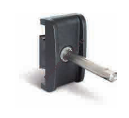 Держатель ограждения GB- профиля двойной AVE 8240118