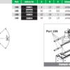 Профиль ограждения для прутка D10 16602 – изображение 3