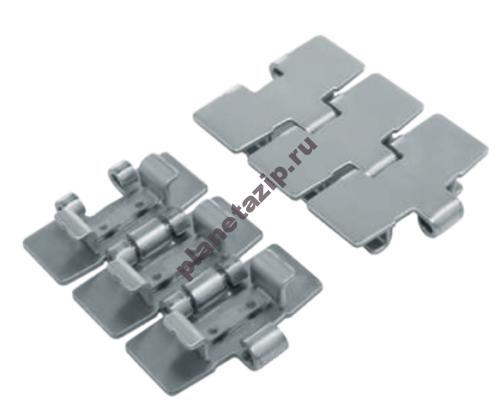 Цепь металлическая поворотная  SSЕ 881 TAB K750 190.5мм 10100107