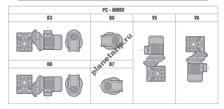 izobrazhenie 2021 08 21 141155 - Цилиндро-червячный мотор-редуктор PC071-NMRV090-300-4.7-0.37 с двигателем MS 712-4 sf 0.9 371 Нм