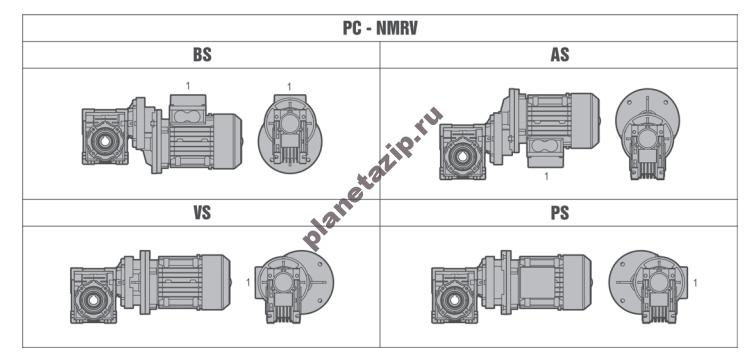 izobrazhenie 2021 08 21 141443 - Цилиндро-червячный мотор-редуктор PC071-NMRV090-300-4.7-0.37 с двигателем MS 712-4 sf 0.9 371 Нм
